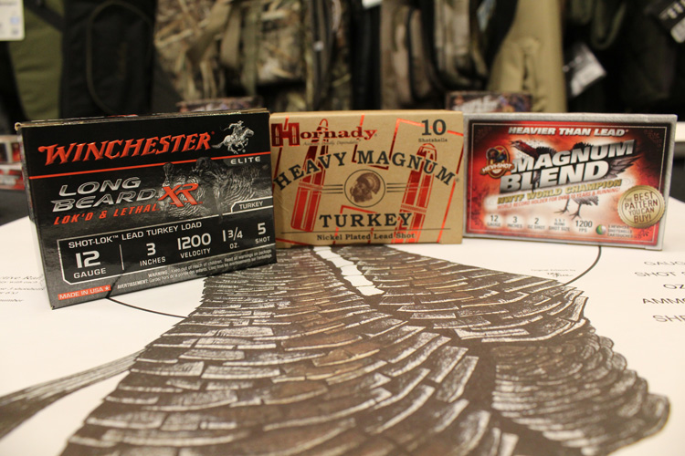 3 unique turkey loads are put to the test – River Hills Traveler