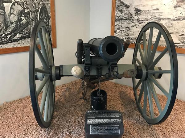 Interesting piece of Missouri history at Pilot Knob – River
